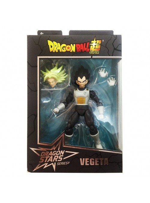 Figura Dragon Stars Vegeta 1 de 6- Dragon Ball
