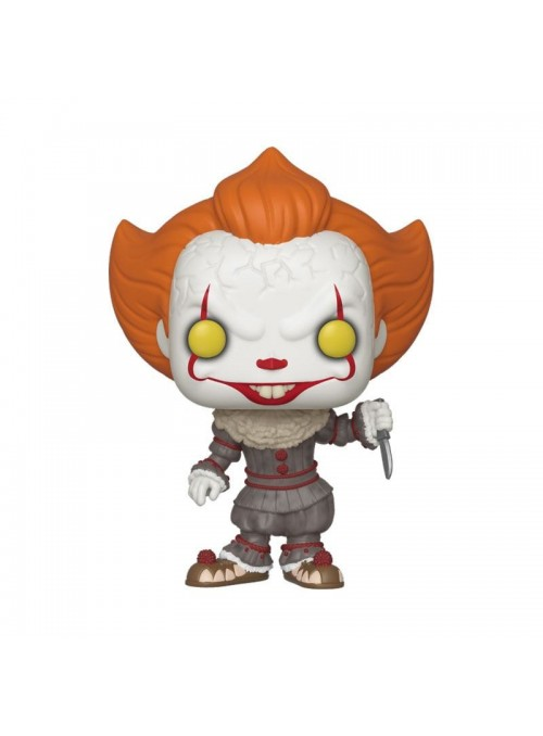 Figura Funko POP Pennywise Cuchillo - IT