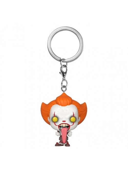 Llavero Pocket Funko POP Pennywise lengua - It