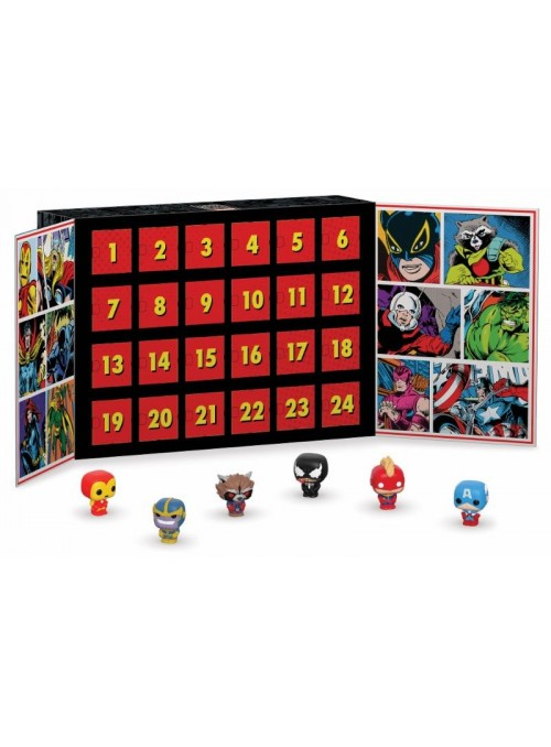 Calendario de adviento Marvel Pocket POP