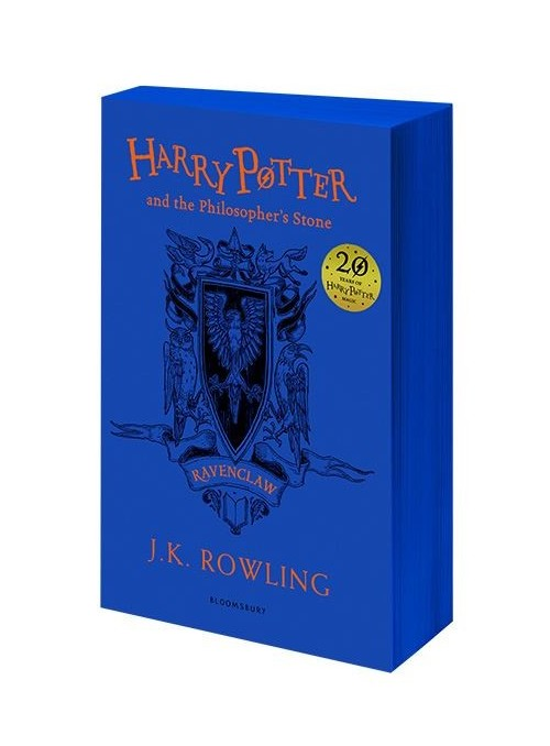 Harry Potter and the Philosopher's Stone (Ravenclaw Edition) English