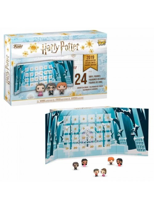 Calendario de adviento Harry Potter Pocket POP