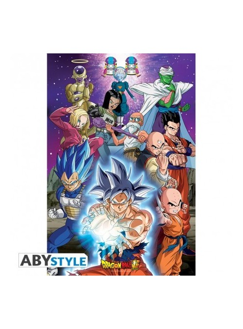Poster Univers 7 - Dragon Ball