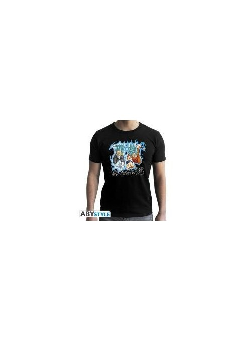 "Camiseta hombre "" Goku & Vegeta - Dragon Ball"