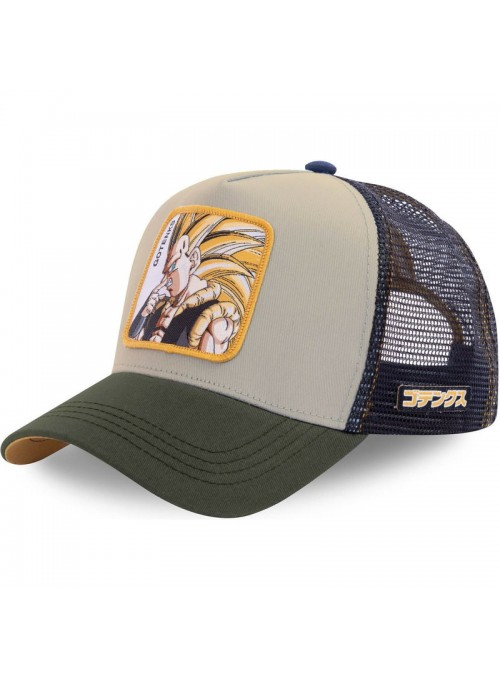 Gorra Capslab azul Gotenks - Dragon Ball