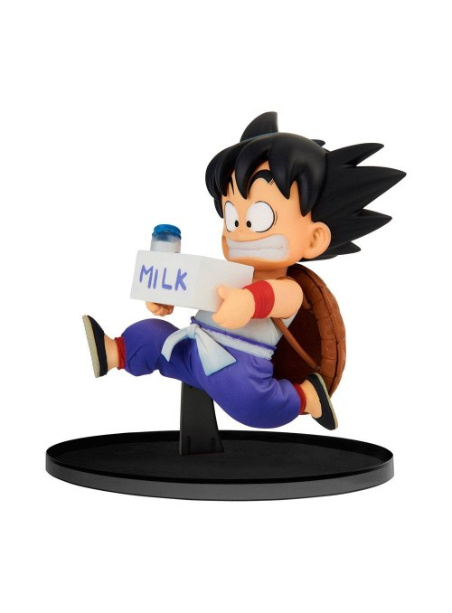 Figura Son Goku Milk World Figure Colosseum - Dragon Ball