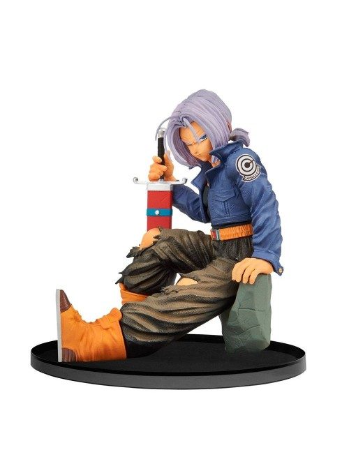 Figura Trunks World Figure Colosseum - Dragon Ball