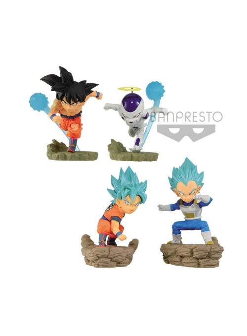 Figura WCF ChiBi Vol. 4 - Dragon ball