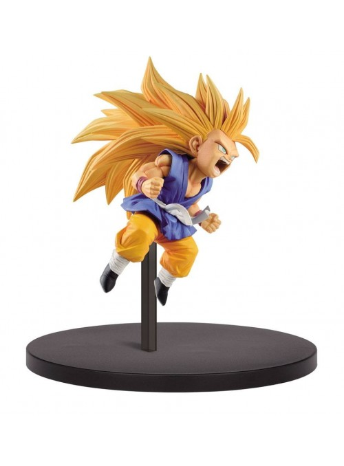 Figura Son Goku Super Saiyan 3 - Goku FES!! Dragon ball