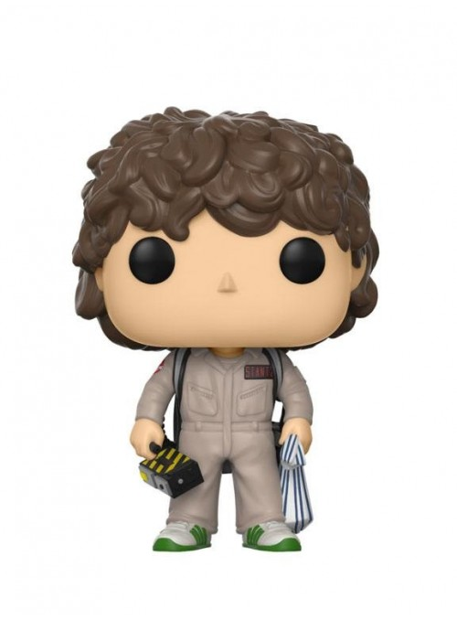 Figura Funko POP Dustin Ghostbuster - Stranger Things