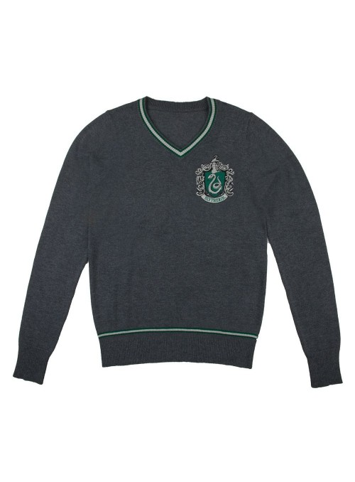 Suéter Slytherin - Harry Potter