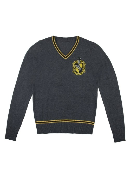 Suéter Hufflepuff - Harry Potter