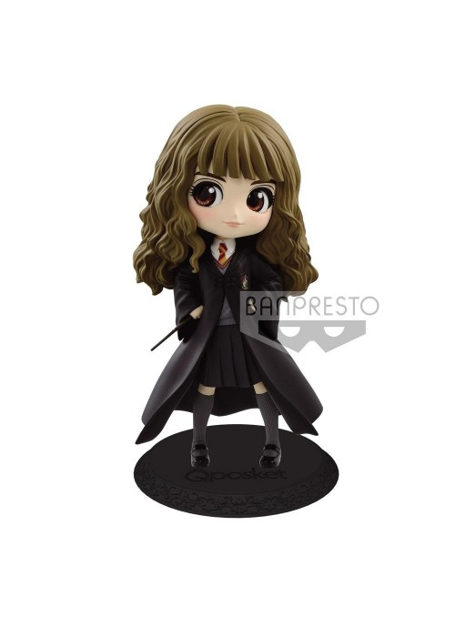 Mini Figura Q Posket Hermione Granger II A Normal Color Version14 cm - Harry Potter