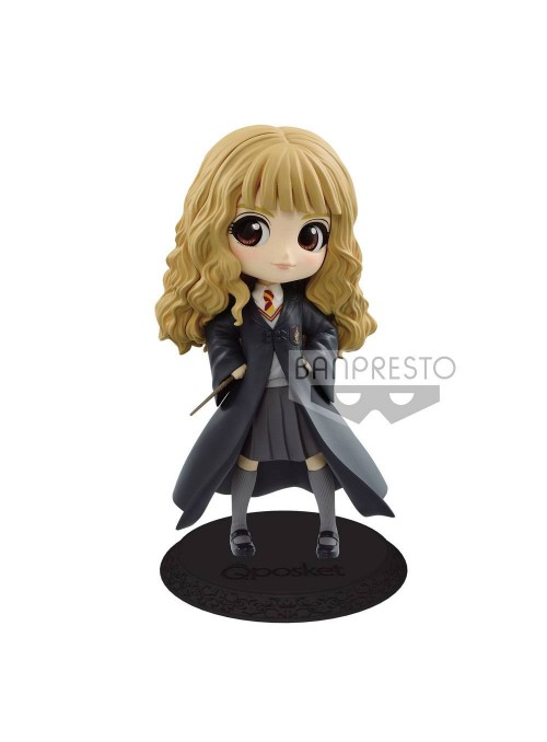 Mini Figura Q Posket Hermione Granger II B Light Color Version14 cm - Harry Potter