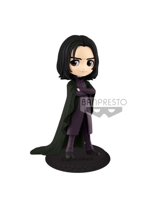 Mini Figura Q Posket Harry Potter II Severus Snape Color Version14 cm - Harry Potter