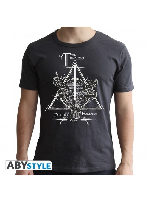 Camiseta Reliquias de la Muerte - Harry Potter