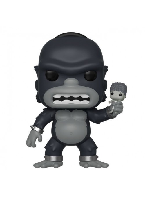 Figura Funko POP King Kong Homer - Simpsons