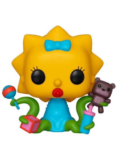 Figura Funko POP Maggie Alien - Simpsons