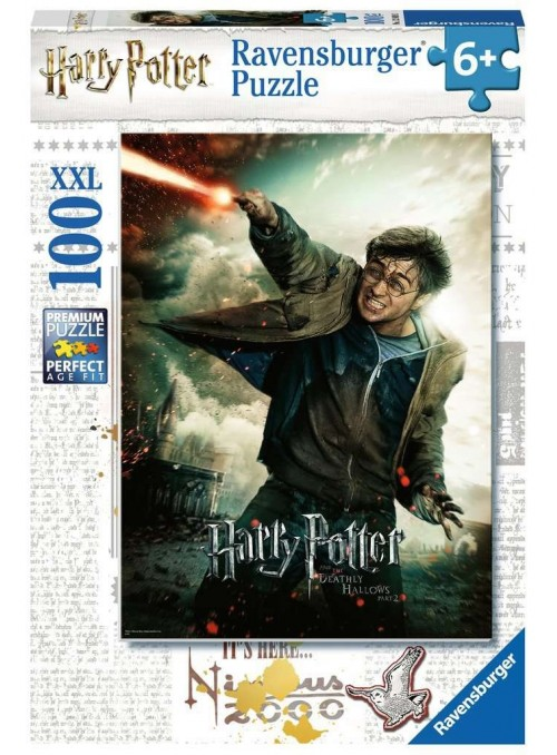 Puzzle Harry Potter batalla- Harry Potter