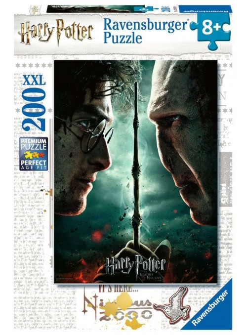 Puzzle Harry Potter vs Voldemort- Harry Potter
