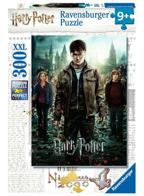 Puzzle Harry Potter batalla de Hogwarts- Harry Potter