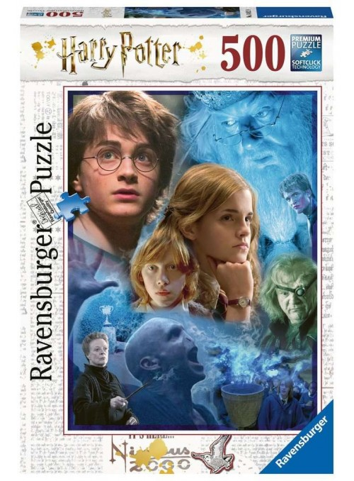 Puzzle el caliz de fuego - Harry Potter