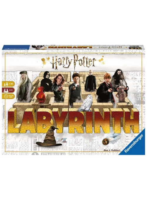 Juego Labyrinth - Harry Potter