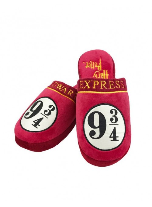 Zapatillas 9 3/4 Hogwarts Express - Harry Potter