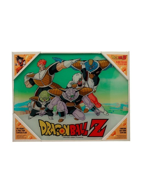 Póster de Vidrio Special Forces 30 x 40 cm - Dragon Ball Z