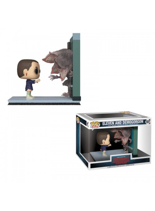 Figura Funko POP Eleven & Demogorgon - Stranger Things