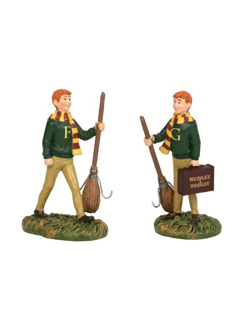 Fred & George Weasley - Harry Potter