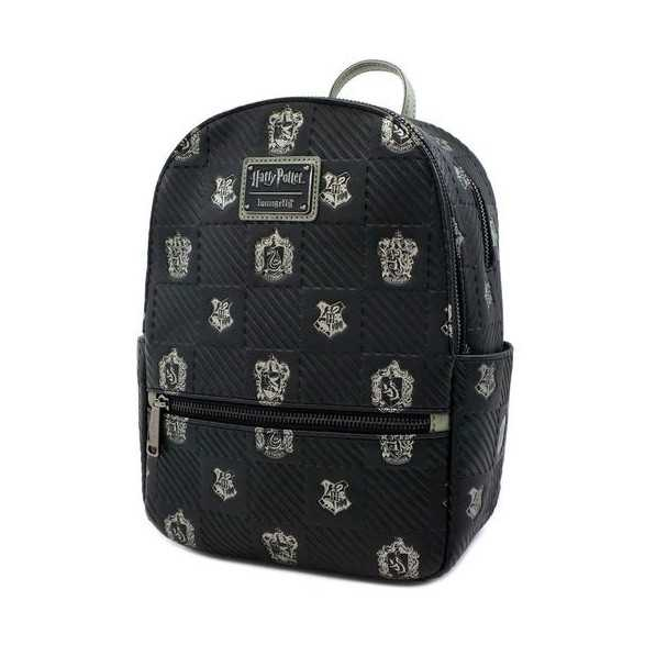 Mochila Harry Potter House Crest Loungefly - Harry Potter