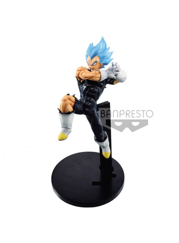 Figura Tag Fighters Super Saiyan God SS Vegeta - Dragon Ball Super