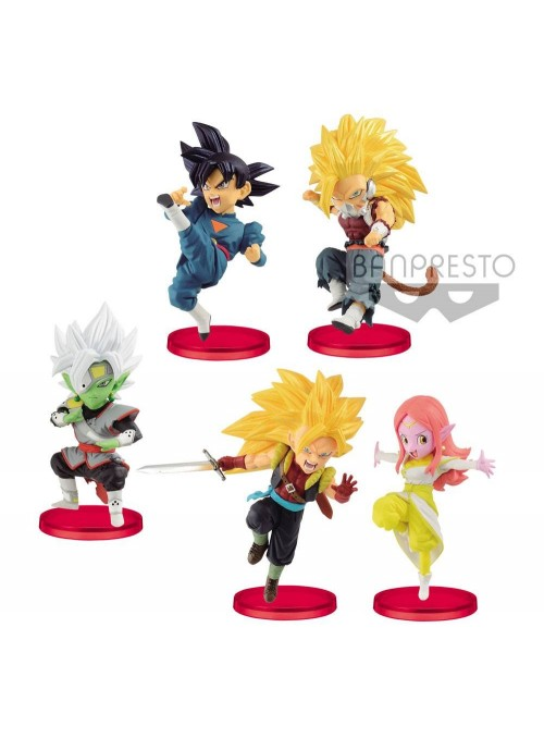 Figura WCF ChiBi Vol.7 - Dragon ball