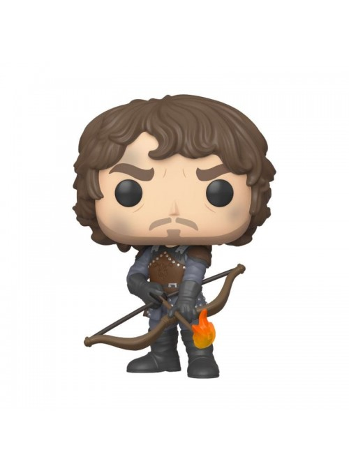 Figura Funko POP Theon with Flamming Arrows 9 cm - Juego de Tronos