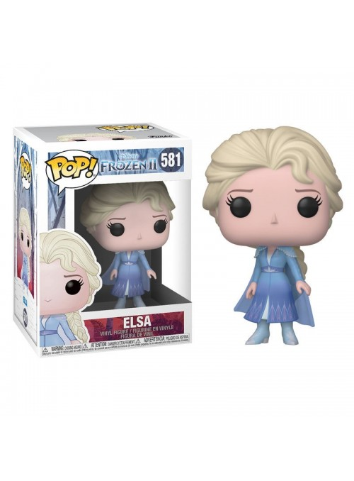 Figura Funko POP Elsa- Disney Frozen 2