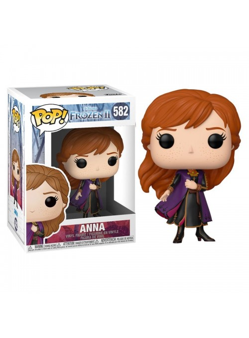Figura Funko POP Anna - Disney Frozen 2