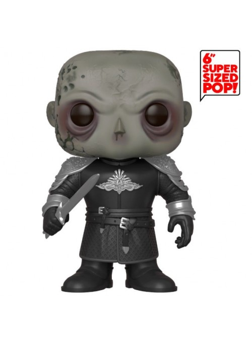 Figura Funko POP The Mountain 15 cm - Juego de Tronos