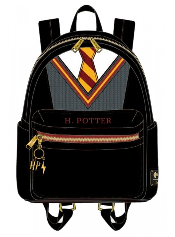 Mochila Harry Potter uniforme Gryffindor Loungefly - Harry Potter