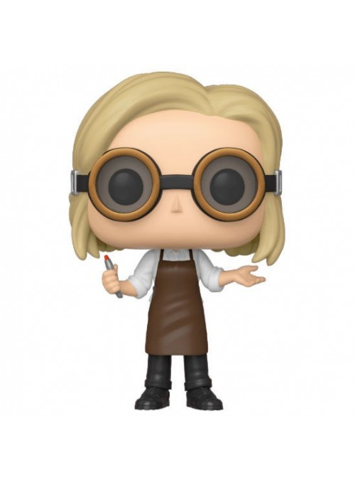Figura Funko POP 13th Doctor with Goggles - Doctor Who