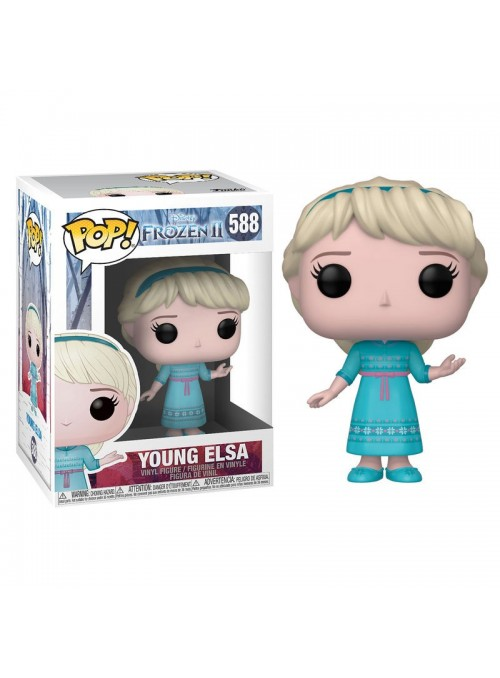 Figura Funko POP Young Elsa- Disney Frozen 2