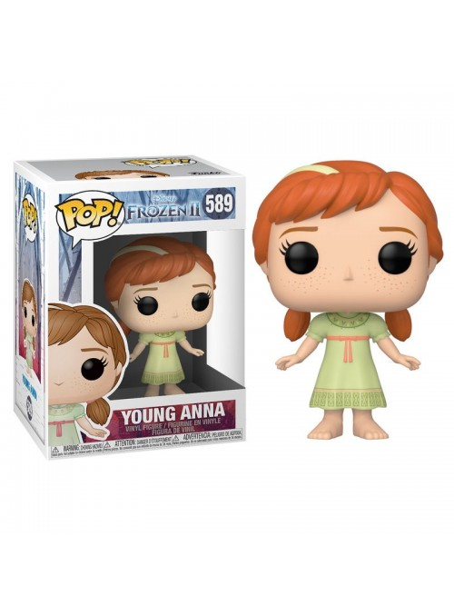 Figura Funko POP Young Anna - Disney Frozen 2