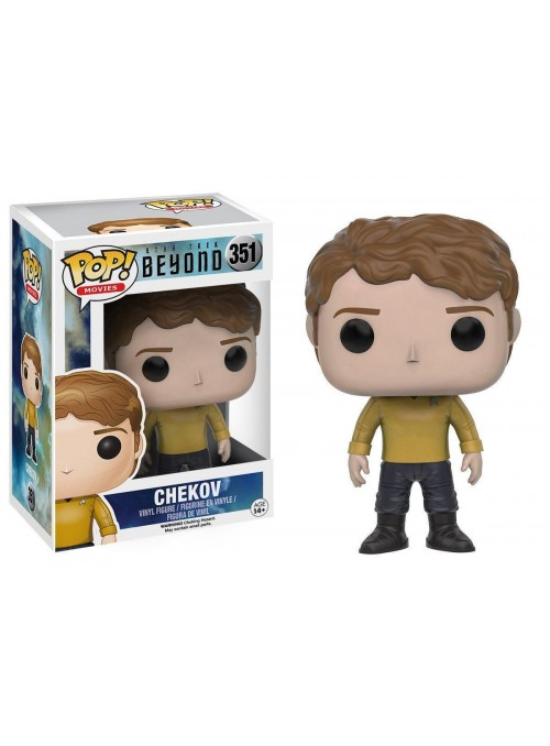 Figura Funko POP Chekov - Star Trek
