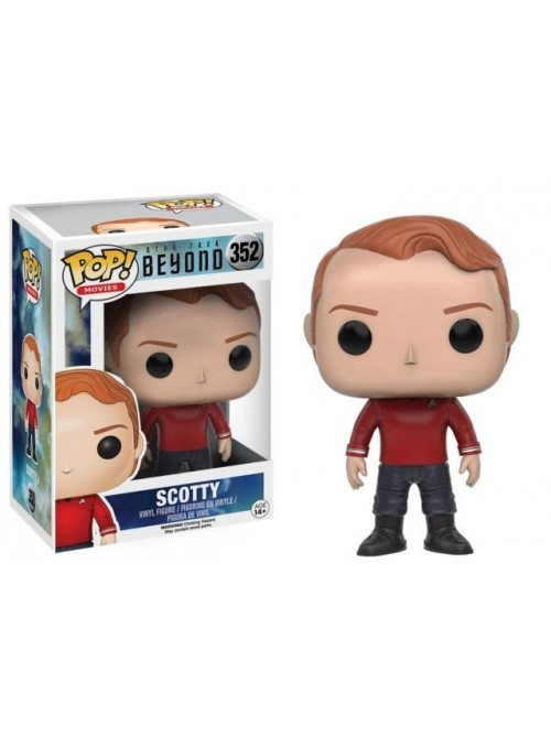 Figura Funko POP Scotty - Star Trek