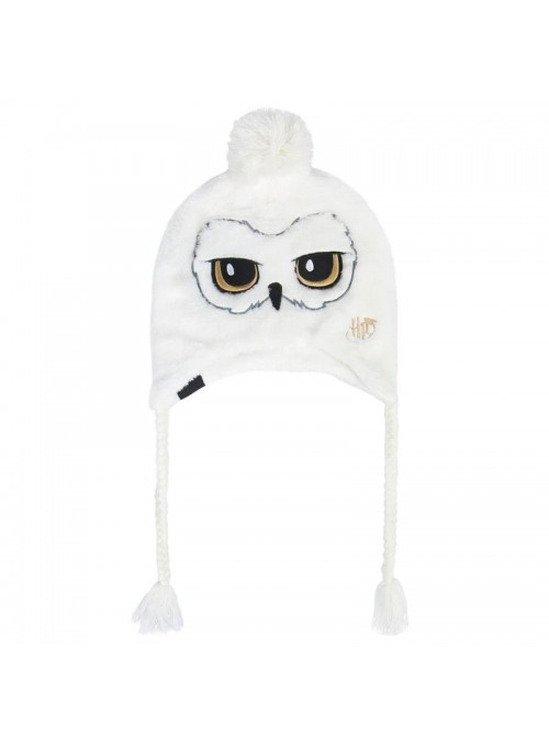 Gorro peruano Hedwig - Harry Potter
