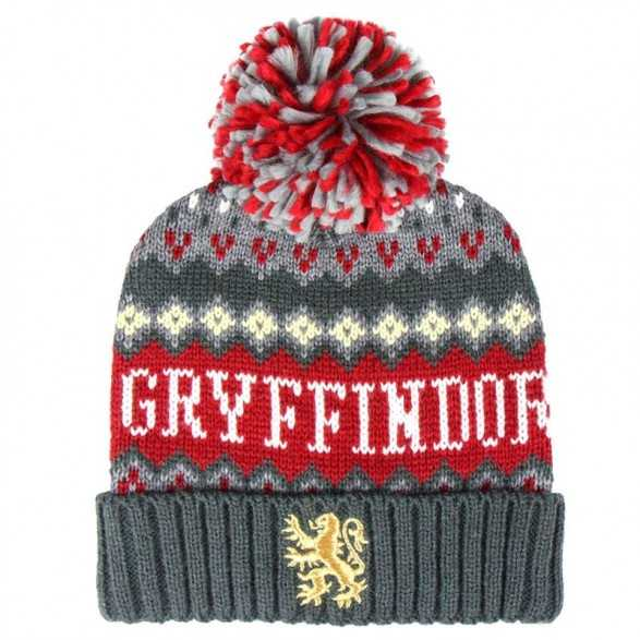 Gorro lana Gryffindor Harry Potter