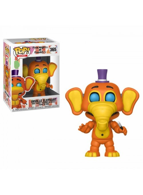 Figura Funko POP Pizza Sim Orville Elephant - Five Nights at Freddys
