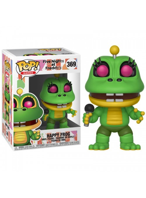 Figura Funko POP Pizza Happy Frog - Five Nights at Freddys