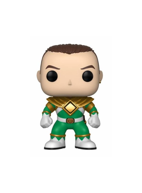 Figura Funko POP Green Ranger Tommy No Helmet - Power Rangers