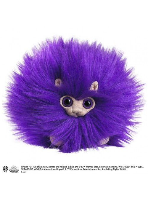 Peluche Pygmy Puff Púrpura - Harry Potter